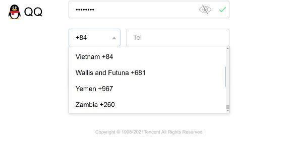 đổi mã vùng điện thoại về Việt Nam